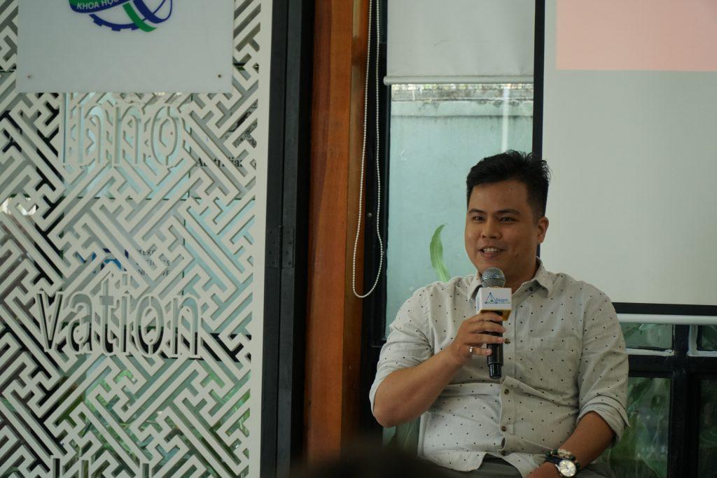 Anh Nguyễn Công Danh - cựu học viên chương trình MBA-MCI khoá 4 chia sẻ về Quản trị dự án trong lĩnh vực IT.
